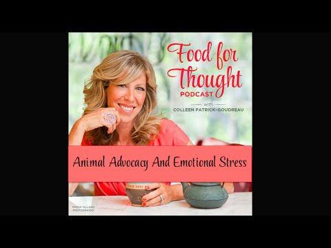 Vegan Podcast | Animal Advocacy and Emotional Stress