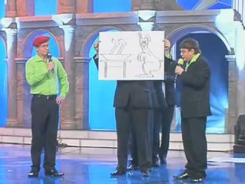 KVN КВН Прима Курск 2006 полуфинал Пословицы и Поговорки   2