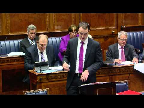 Question Time: Environment Tuesday 11 November 2014