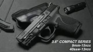 Feature flash of the M&P M2.0 Compact 3.6
