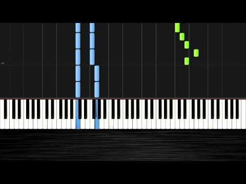 Miley Cyrus  Adore You Piano Tutorial  PlutaX 50% Speed Synthesia