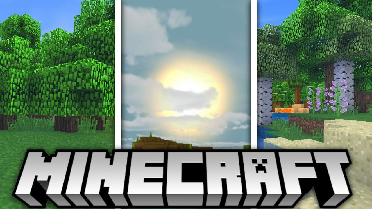 TOP 11 REALISTIC SHADERS IN MINECRAFT BEDROCK EDITION !!!