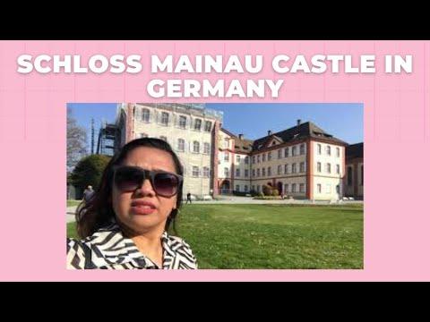 Schloss Mainau Castle In Germany