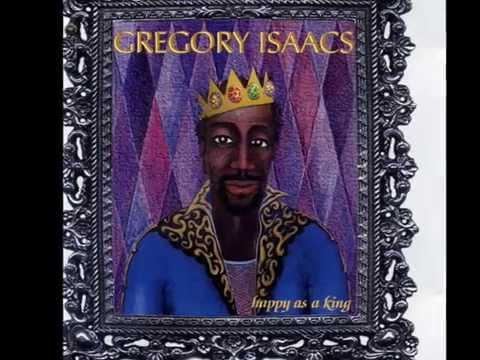 Gregory Isaacs - Happy as a King (Full Album)