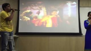 Sundari Neeyum - Karaoke by Siva
