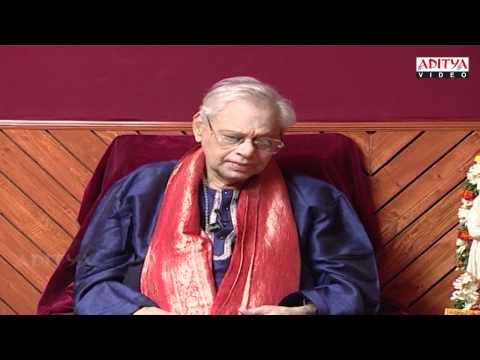 Indian classical music Lessons By Dr. Nookala China Sathyanarayana - part 1