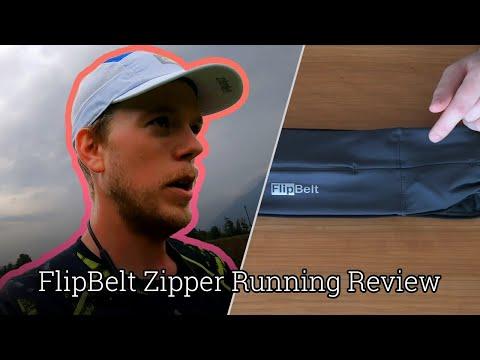 The FlipBelt Zipper Is My Favourite Running Accessory | Running Review ��♂️