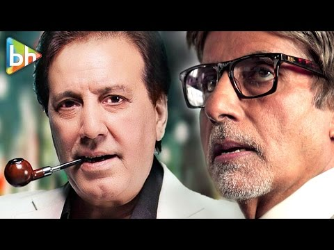 I Love Being Called As Amitabh Bachchan Of Pakistan  Javed Shaikh