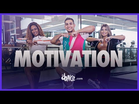 Motivation – Normani | FitDance Life (Coreografía Oficial) Dance Video