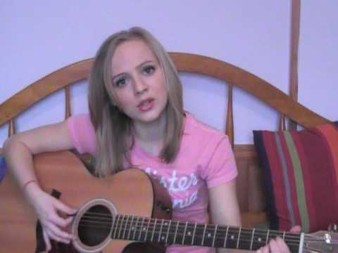 Vanilla Twilight Owl City (Acoustic Cover) - MadilynBailey