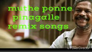 muthe ponne pinagalle remix song hd