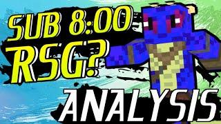 This Speedrun Almost DESTROYED the Minecraft 1.16 World Record
