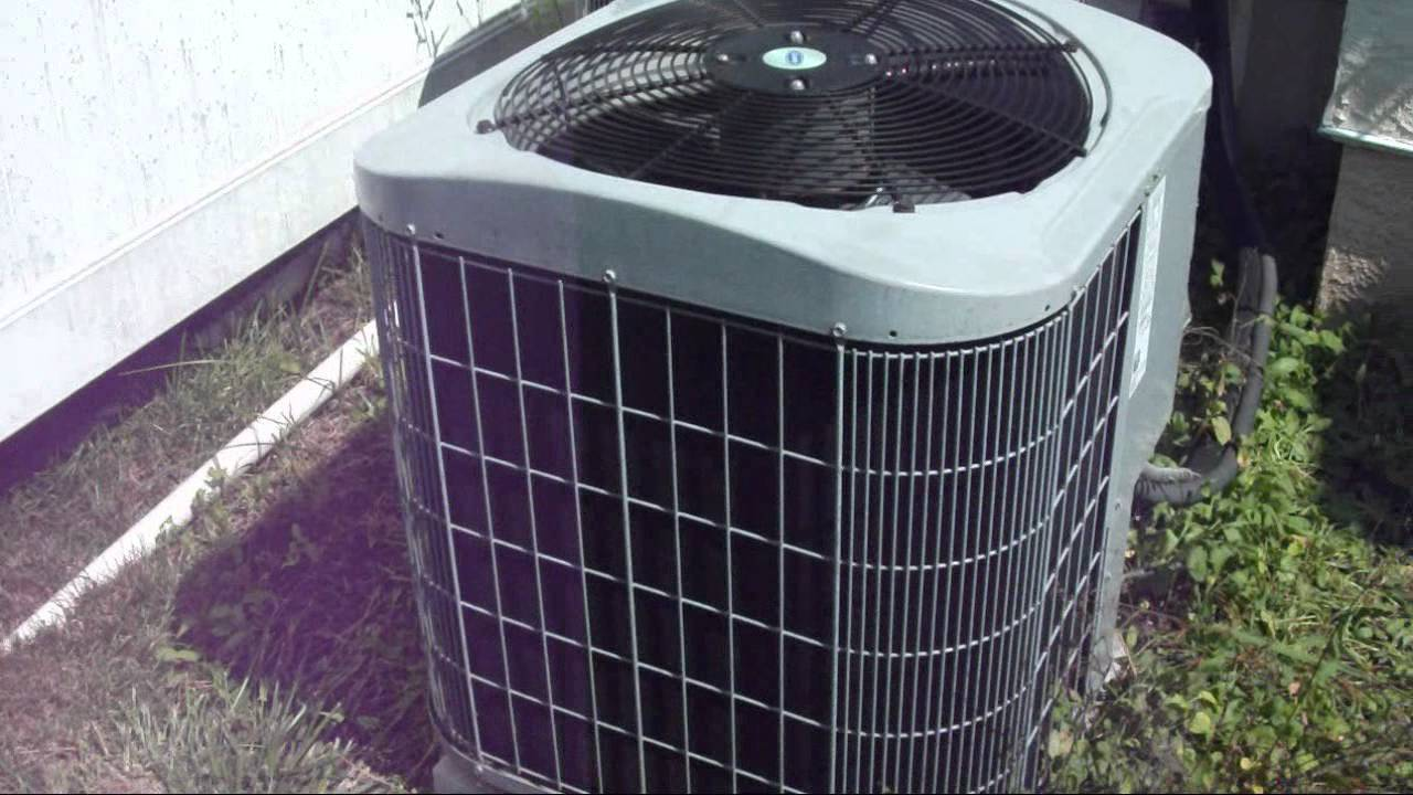 2007 Carrier 2 Ton Central Air Conditioner Will Not Start