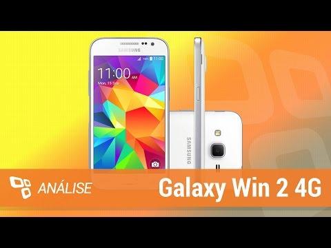 Samsung Galaxy Win 2 4G [Análise] - TecMundo