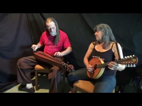 """Balance The Straw"" Dulcimer & Octave Mandolin"