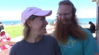 США 4844: Джон и Ева знакомятся с Санта Круз