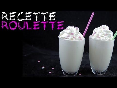 Recette : Milkshake vanille