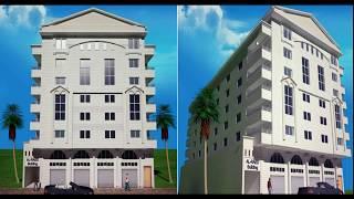 التصميم الانشائي (6) (حساب الأحمال على السقف + رابط تحميل مشروع التصميم )   م. محمد النمرة