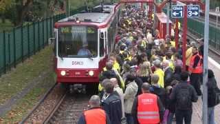 BVB-Heimspiel: So kommen die Fans ins Stadion
