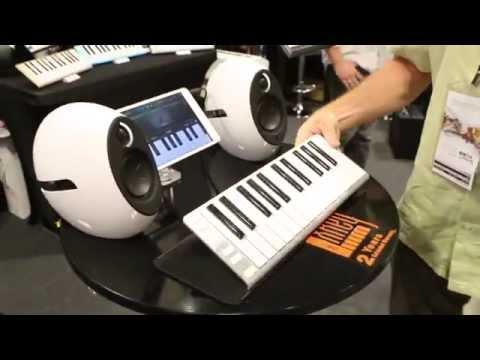 Summer NAMM 2014 Virgin Musical Instruments CME XKey
