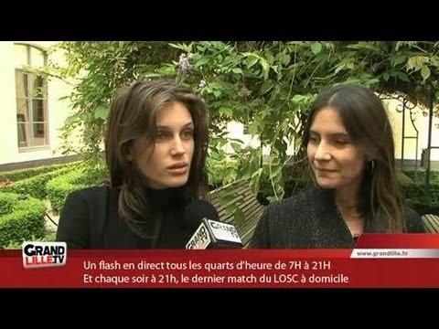 Jeune & Jolie : Marine Vacth / Géraldine Pailhas à Lille  Exclu