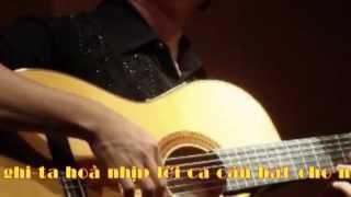 Tiếng Đàn Guitar - Mến tặng nhạc sỹ guitar khiếm thị Nguyễn Đức Đạt
