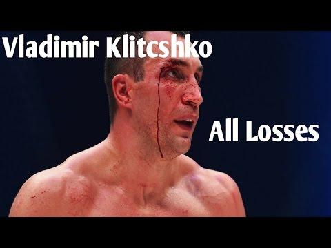 Vladimir Klitschko All Losses (Archy Show)