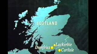 BBC Newsflash - Lockerbie Disaster - 21st December 1988