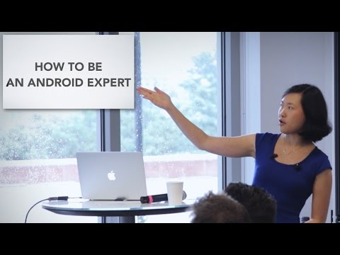 How to be an Android Expert