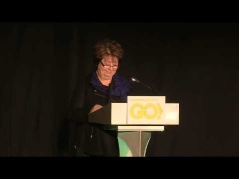 Margot Parker MEP & Philip Hollobone MP introduce the Grassroots Out launch