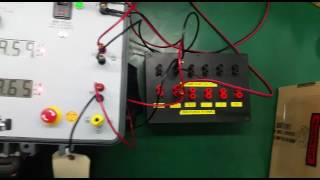 MTO 210 Megger Transformer Ohmmeter Repair by Dynamics Circuit (S) Pte. Ltd.