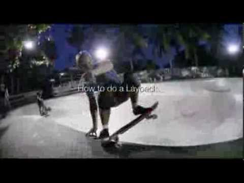 Skateboarding Globe Skatepark Bali 2013,  Pedro Barros, Gregor Rankine, Tom Hanlon and Jason Lunn