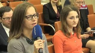 Пресс-конференция, посвященная Неделе памяти жертв Холокоста