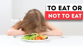 To Eat Or Not To Eat? Things It's Better Never Do After Eating! | Shiny