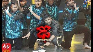 Raju Performance   Dhee Champions   11th November 2020   ETV Telugu