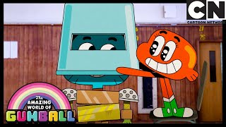 The Fight | Gumball | Cartoon Network