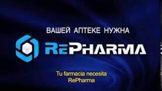 Repharma. Robotización de farmacias en Europa del Este