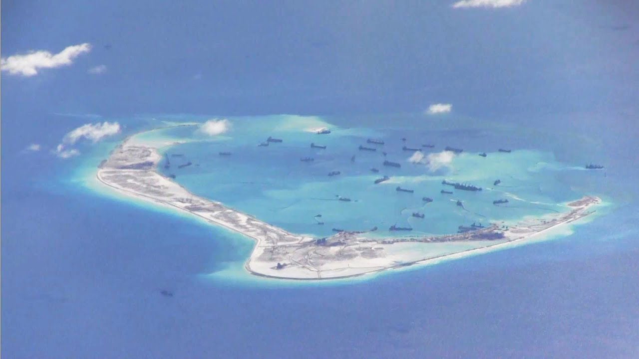 the south china sea island disputes Vietnam, whose dispute with china over the paracel (hoang sa/xisha) islands  has witnessed face-offs over chinese drilling and the.