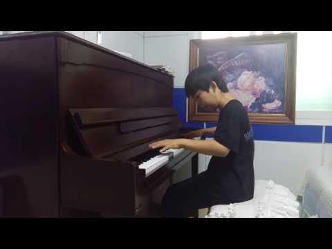 Chopin ballade No.2 쇼팽 발라드 2번 Nayeonghyun 나영현