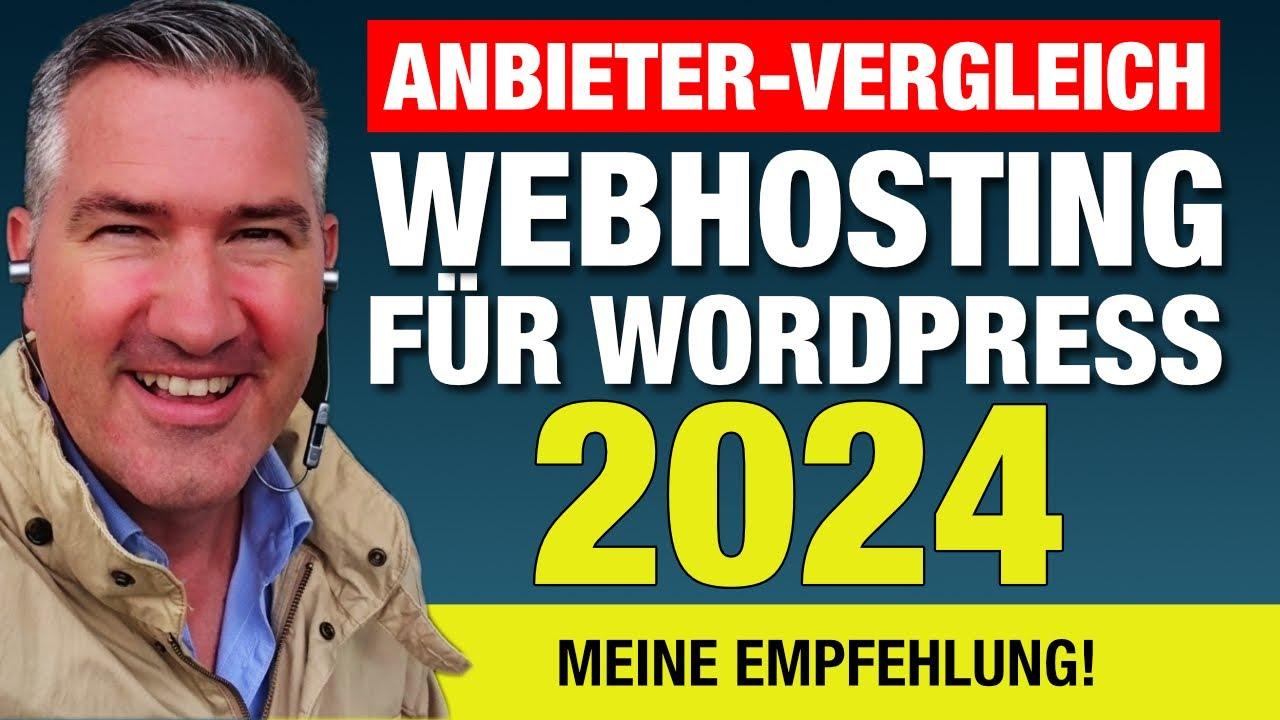 Webhosting Anbieter Vergleich 2020 ???? Mein Top-Favorit und meine Empfehlung für dich!