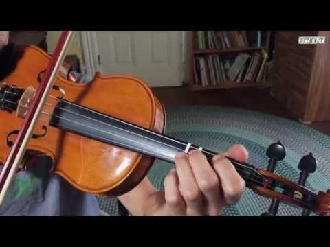 Wildwood Flower - Basic Fiddle Lesson