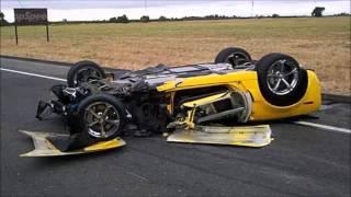 Supercars crash compilation - INCIDENTI STRADALI con macchine di LUSSO