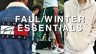 One of Payday Pickups's most viewed videos: MEN'S WINTER STREETWEAR ESSENTIALS 2017