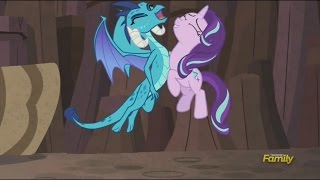 My Little Pony Season 7 Starlight Visits The Dragons