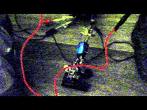 High Voltage vs. Camera Flashtube