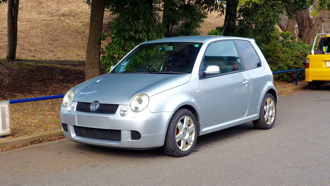 2003 VW Lupo GTI 6-speed Manual (Canada Import) Japan