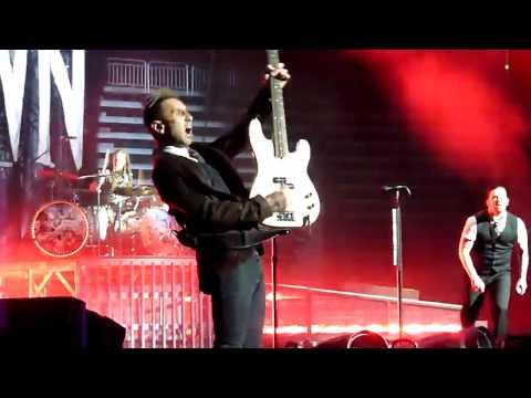 Shinedown - Adrenaline - T-Mobile Arena - Las Vegas - 10-28-2016