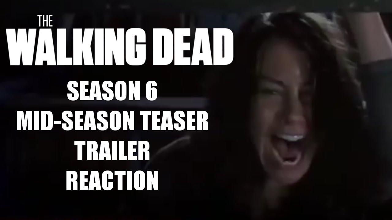 the walking dead season 6 mid season premiere teaser