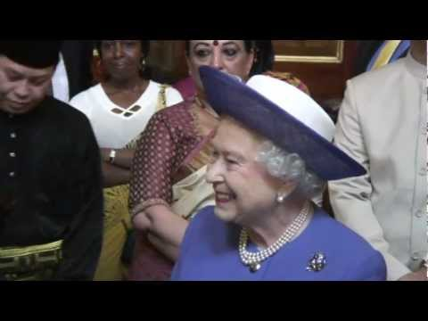 Commonwealth Heads of Government lunch
