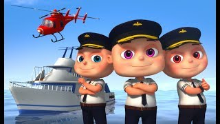 Zool Babies Series - Fisherman Rescue Episode | Videogyan Kids Shows | Zool Babies Series | Cartoons